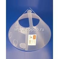 Талисмед Воротник пластиковый защитный №12,5, обхват шеи 28-33см