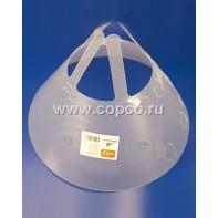 Талисмед Воротник пластиковый защитный №15, обхват шеи 35-41см