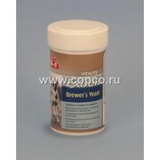 8 в 1 109495 Excel Brewer's Yeast Витамины д/собак с пивными дрожжами и чесноком 140таб
