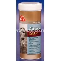 8 в 1 109433 Excel Calcium д/собак Кальций, фосфор и витамин D 470таб