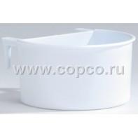 I.P.T.S. 015421 Кормушка/Поилка белая 7,5*4см