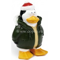 **I.P.T.S. 2500216 Winter Игрушка д/собак  Пингвин Чарльз , латекс 15см