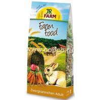 JR FARM 13635 Farm Food Adult Корм д/карликовых кроликов 750г