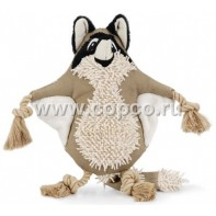 **I.P.T.S. 619646 Игрушка д/собак Енот, текстиль 32см