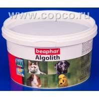 Беафар 12494 Algolith Пищевая добавка из морских водорослей д/собак, кошек, птиц, грызунов 250г