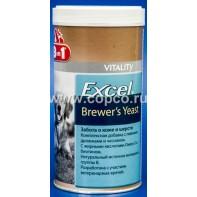 8 в 1 115731 Excel Brewer's Yeast Витамины д/собак и кошек с пивными дрожжами и чесноком 1430таб