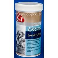 8 в 1 115717 Excel Brewer's Yeast Витамины д/собак и кошек с пивными дрожжами и чесноком 780таб