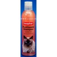 Беафар 18249/18239 Pro Vitamin Шампунь д/кошек от колтунов 250мл