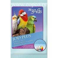 JR FARM 08423 Йод Плюс д/длиннохвостых и больших попугаев 30г