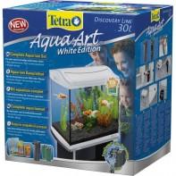 Tetra AquaArt Goldfish Discover Line 30л Аквариум Белый