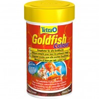 TetraGoldfish Color Flakes 100мл