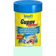TetraGuppy Colour Flocken 100мл