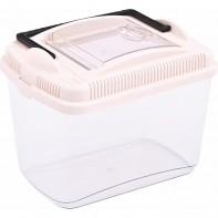 PetInn  Контейнер/переноска Amber mini 3л пластик. (13х18х14)