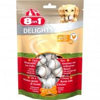 8в1 Delights Bone  XS/7.5см (21 шт. в пакете)