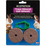 8in1  Salt Wheels Trace Mineral  2шт х 85г