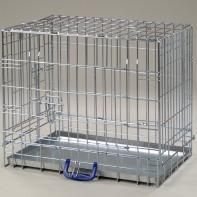 T02 Кл д/собак разб INTER-ZOO DOG II 600x450x530mm