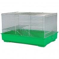 G024 Клетка д.мышей MYSZKA 370X250X210 (О.С.)+ пласт.комплект