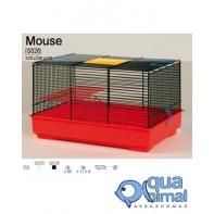 G027/23 Клетка д.мышей MYSZKA KW 370X250X210 (О.С.)
