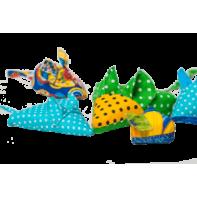 Родные места игрушка для кошек «мышь» 10 см, с кошачьей мятой