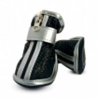 YXS069-0 Ботинки для собак черные, 40*30*40мм