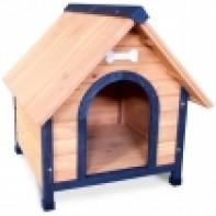 DHW1010M Будка деревянная для собак, 760*880*810мм