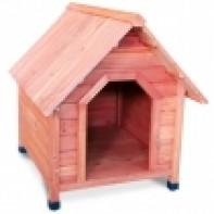 DHW1015L Будка деревянная для собак, 820*1000*900мм